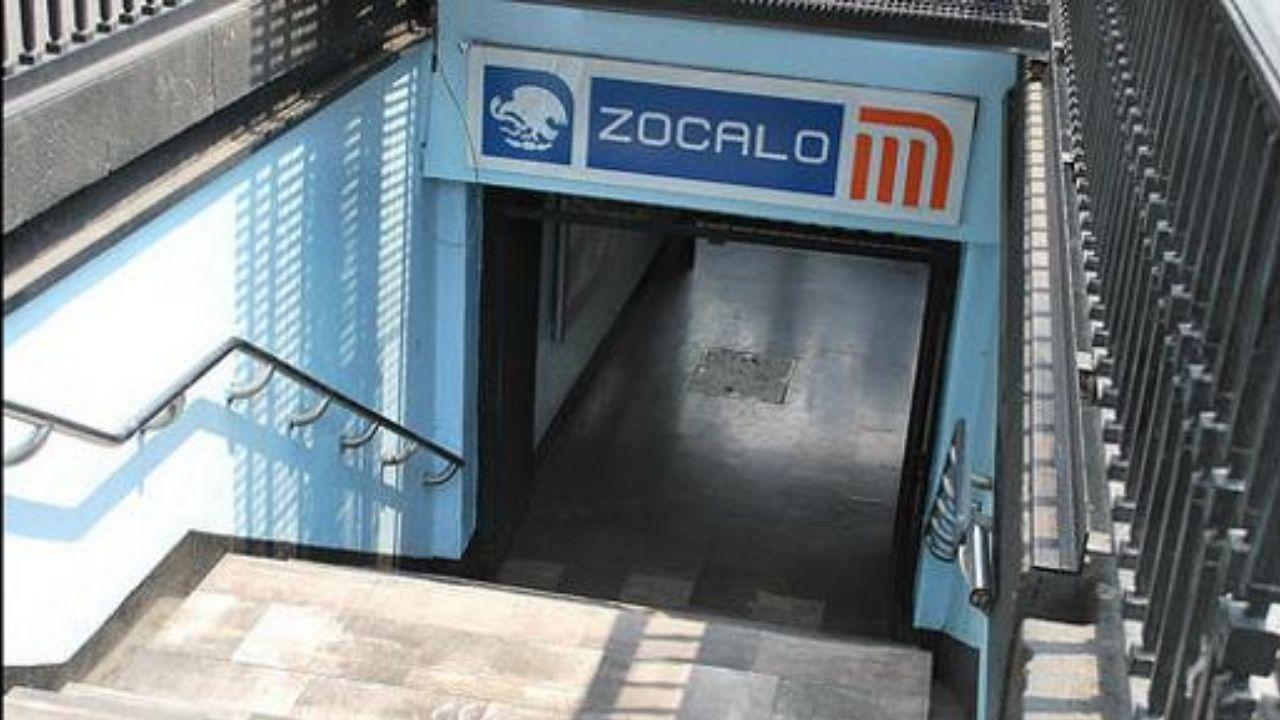 Metro Zocalo