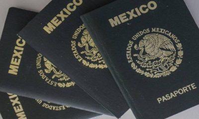 Pasaportes SRE