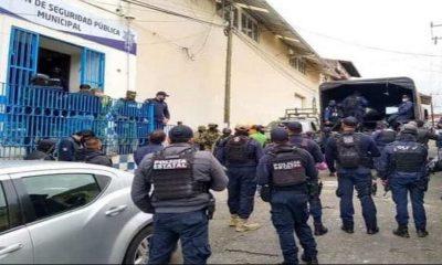 Policía Veracruz