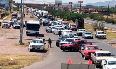 Protestas Chihuahua