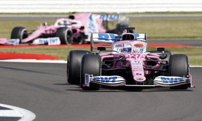 Racing Point acusaciones