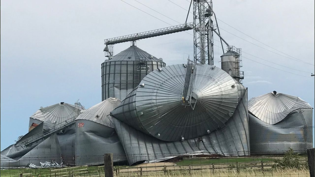 Tormenta Iowa