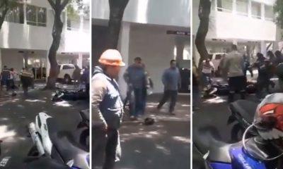asaltantes Coyoacán