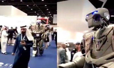 emir robot guardaespaldas