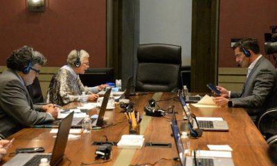 gabinete reunión Conago