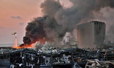 nitrato de amonio Beirut