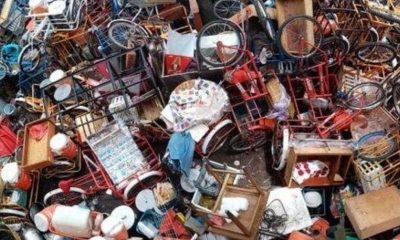 triciclos Miguel Hidalgo