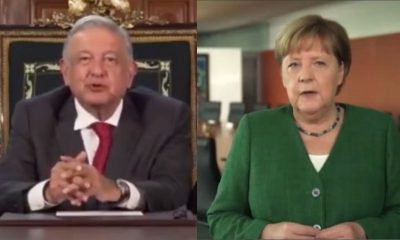 AMLO Merkel