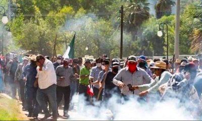 Ataques Guerrero