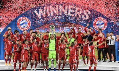 Bayern Munich Supercopa