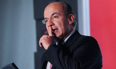 Calderón consulta expresidentes