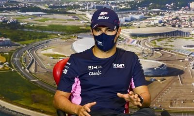 Checo Racing Point
