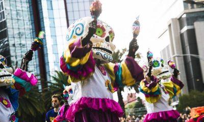 Desfile Día Muertos virtual