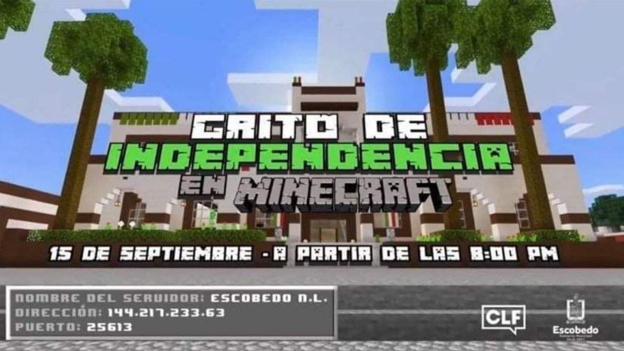 Grito Minecraft