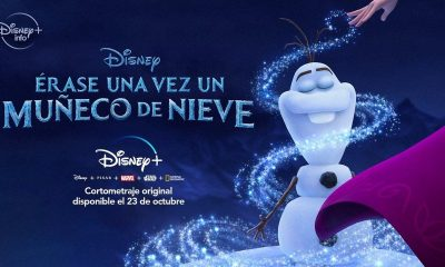 Olaf cortometraje