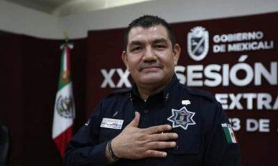 Policía Mexicali