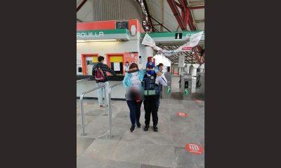 Aragón ataque metro
