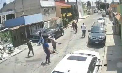 asaltantes Ecatepec