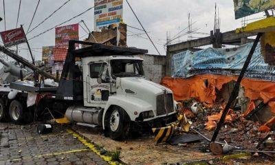 camión México Toluca