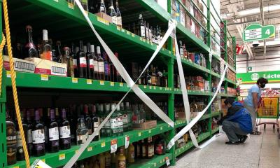 consumo bebidas alcohólicas
