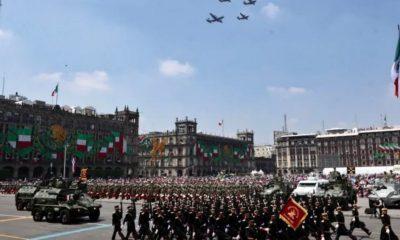 desfile 16 septiembre zócalo