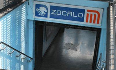 estación Zócalo