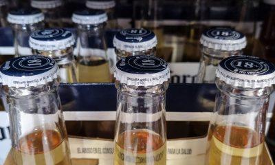 exportación cerveza