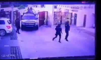 hombres armados Culiacán