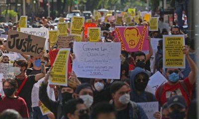 manifestaciones policías dictamen