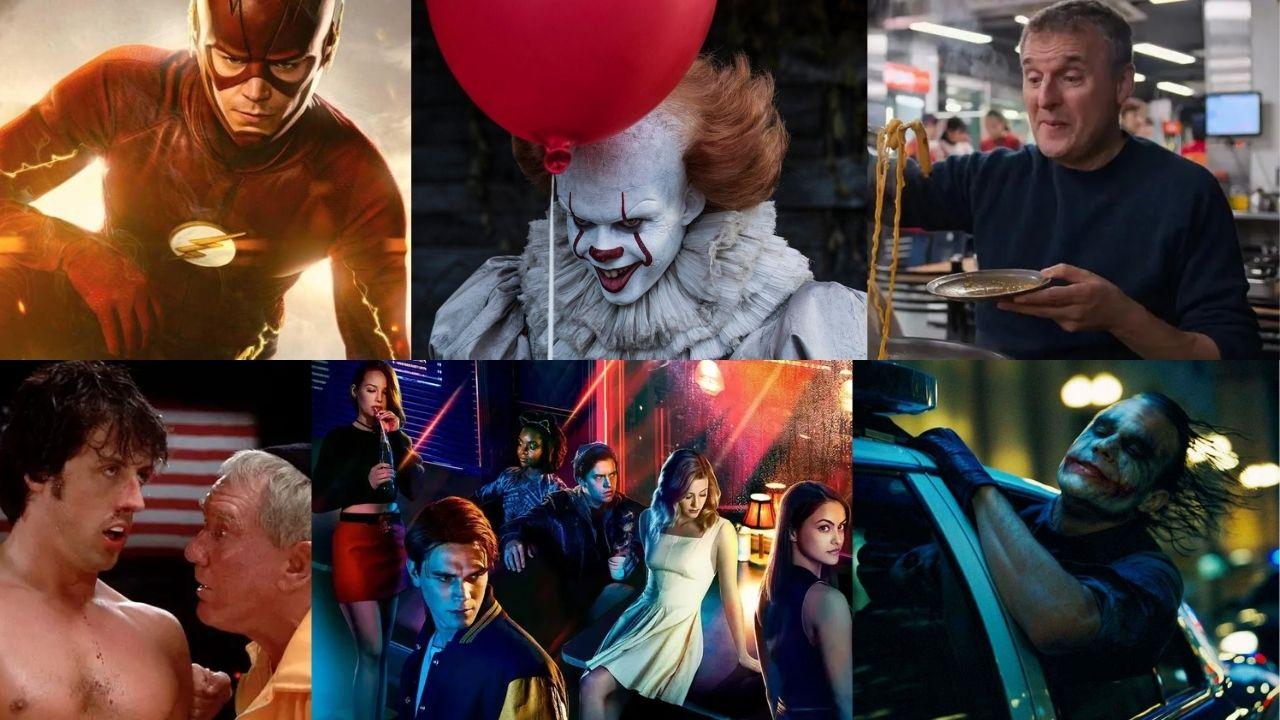 Con payasos y luchadores, Netflix presenta sus estrenos de octubre