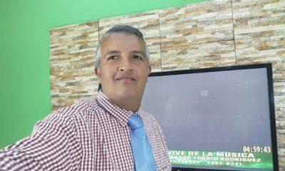 periodista Honduras