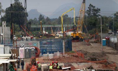 puente vehicular Xochimilco