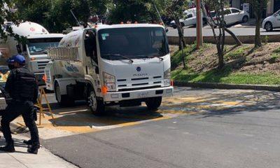 repartidores gas Cuajimalpa