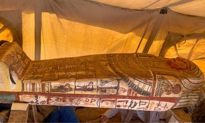 sarcófagos Saqqara