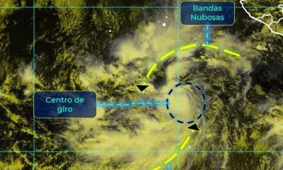 tormenta tropical Marie