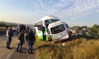 accidente Hidalgo