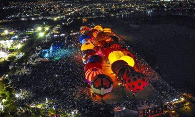 festival internacional del globo 2020