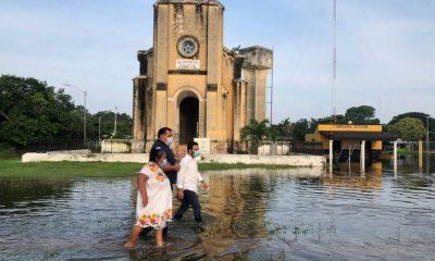 inundaciones mérida
